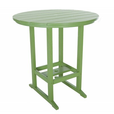 Essentials Bar Table Finish: Lime