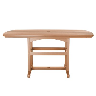 Dining Table Finish: Cedar