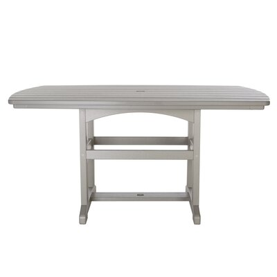 Dining Table Finish: Gray