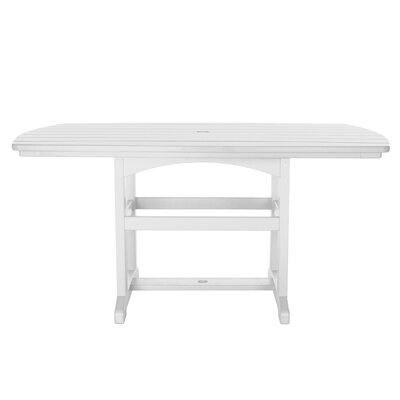 Dining Table Finish: White