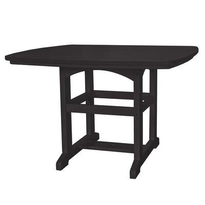 Dining Table Finish: Black