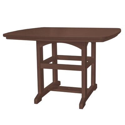 Dining Table Finish: Chocolate