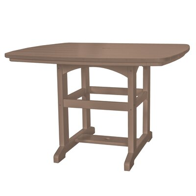 Dining Table Finish: Weatherwood