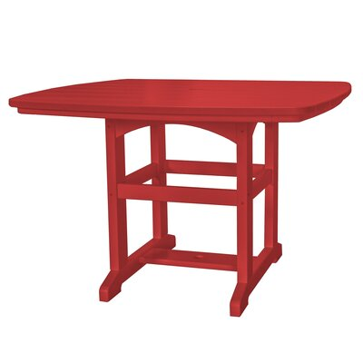 Dining Table Finish: Red