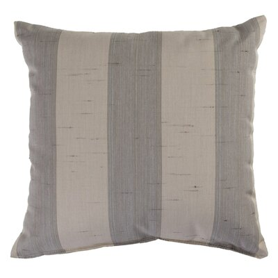 Outdoor Throw Pillow Color: Decade Pewter