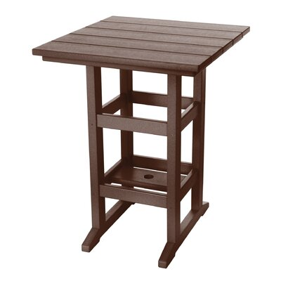 Pawleys Island Console Table Color: Chocolate