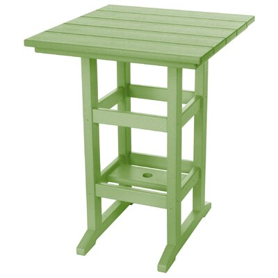 Pawleys Island Console Table Color: Lime