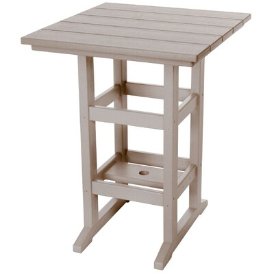 Pawleys Island Console Table Color: Weatherwood