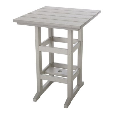 Pawleys Island Console Table Color: Gray