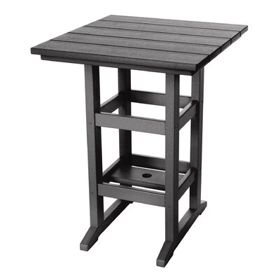 Pawleys Island Console Table Color: Black