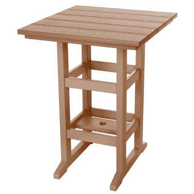 Pawleys Island Console Table Color: Cedar