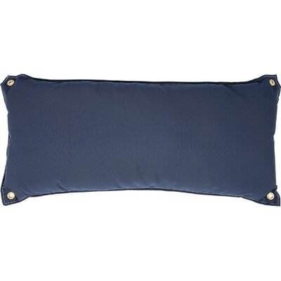 Traditional Hammock Pillow Color: Canvas Navy