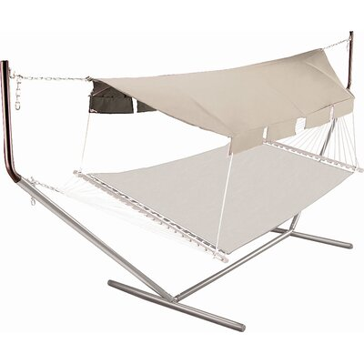 Hammock Canopy Color: Bronze