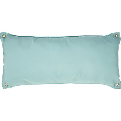Edney Traditional Hammock Pillow Color: Canvas Glacier