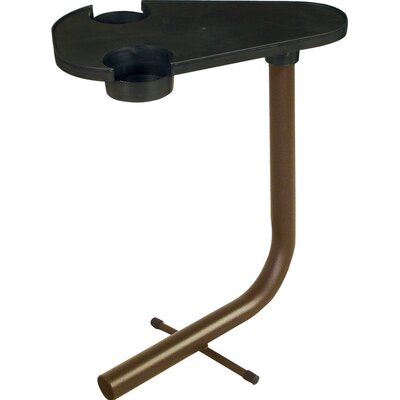 Steel Hammock Table Color: Bronze