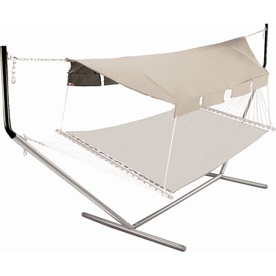 Hammock Canopy Color: Black