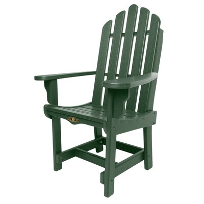 Essentials Arm Chair Finish: Pawleys Green