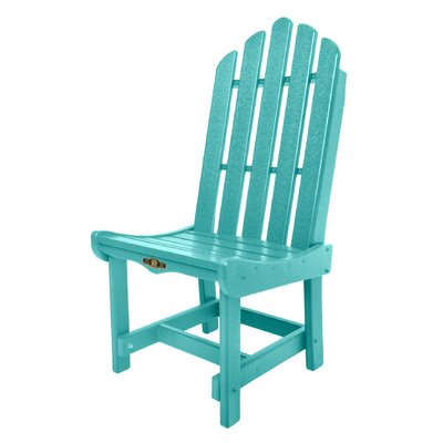 Essentials Side Chair Finish: Turquoise