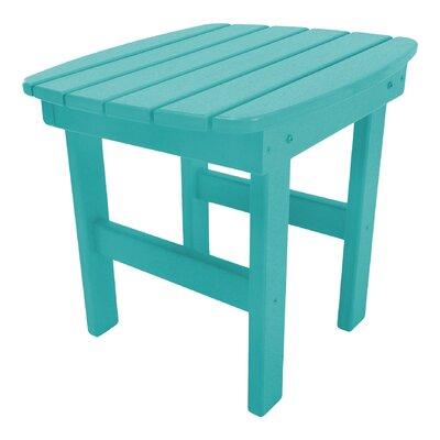Side Table Color: Turquiose