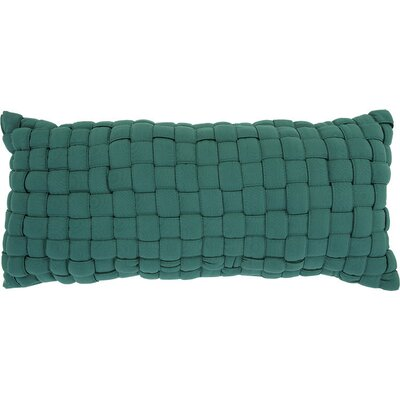 Soft Weave Hammock Pillow Color: Green