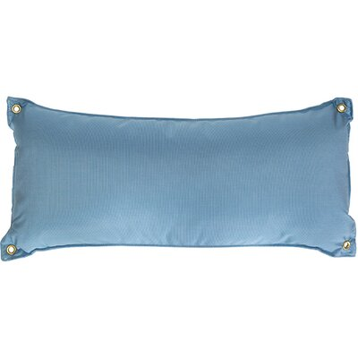 Traditional Hammock Pillow Color: Canvas Air Blue