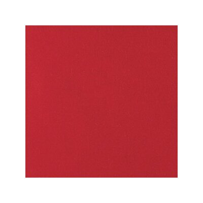 Halliburton Indoor/Outdoor Sunbrella Throw Pillow Color: Canvas Jockey Red, Size: 24 x 24