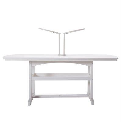LED 20 Table Lamp Finish: White