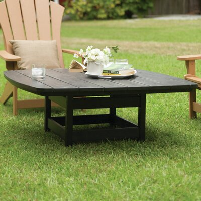 Chat Table Finish: Black