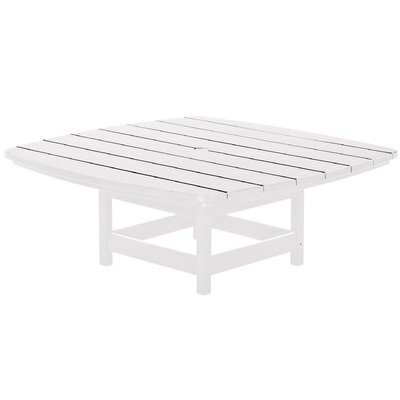 Chat Table Finish: White