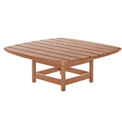 Chat Table Finish: Cedar