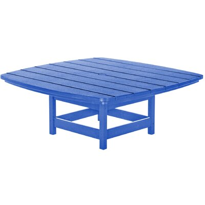 Chat Table Finish: Blue