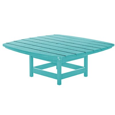 Chat Table Finish: Turquoise