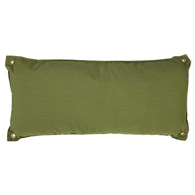 Traditional Hammock Pillow Color: Spectrum Cilantro