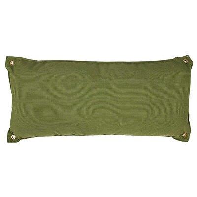 Edney Traditional Hammock Pillow Color: Spectrum Cilantro