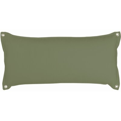 Traditional Hammock Pillow Color: Leaf Green