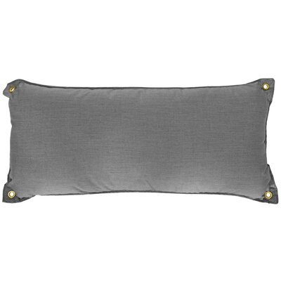 Edney Traditional Hammock Pillow Color: Cast Slate
