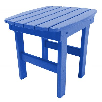 Essentials Side Table Finish: Blue