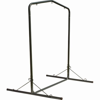 Steel Swing Stand Color: Forest Green