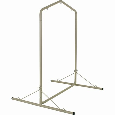 Steel Swing Stand Color: Taupe