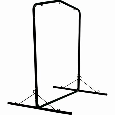 Steel Swing Stand Finish: Black