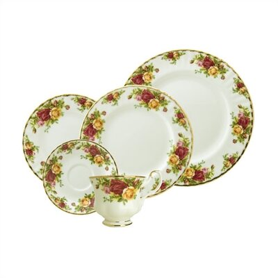 Royal Albert-old Country Roses 15 Large Platter