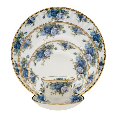 Moonlight Rose 5 Piece Place Setting 798901063674