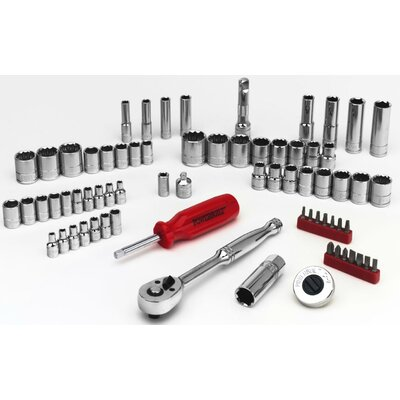 Powerbuilt 71 Piece Mechanics Tool Set at Sears.com