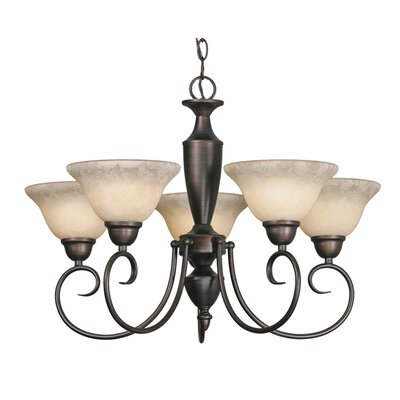 Annabelle 5 Light Chandelier