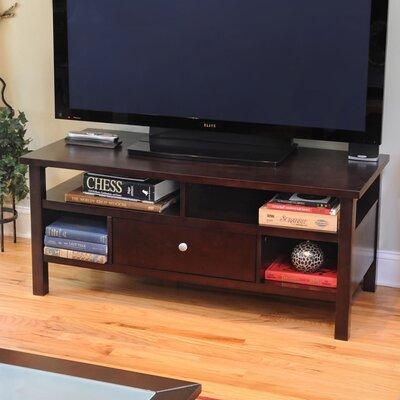Bay Shore TV Stand Color: Espresso