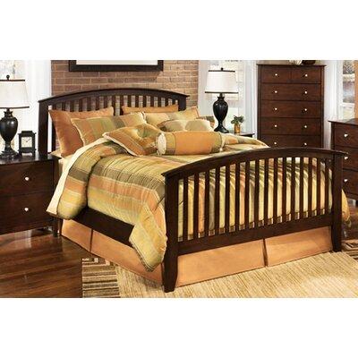 Wildon Home Jana Slat Bed - Size: Queen