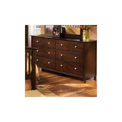 Bascomb 8 Drawer Standard Dresser