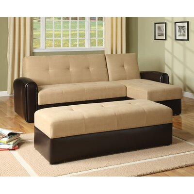 Logan Sleeper Sectional