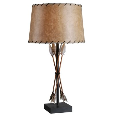 Bound Arrow 29.5 Table Lamp