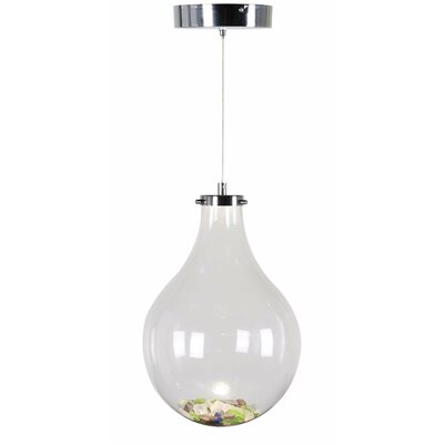 Vessel 1-Light Kitchen Island Pendant